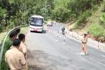 Sau tai nạn thảm khốc, cấm lưu thông trên đèo Prenn vào ban đêm