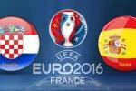 Tây Ban Nha - Croatia: Căng não chỉ để giành 1 điểm