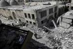 Mỹ ném bom 'nhầm' vào lính Syria, Nga yêu cầu Liên Hợp Quốc họp khẩn