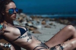 Hot girl 'hình xăm' xinh đẹp có hơn 500.000 người theo dõi trên mạng xã hội