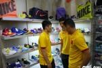 Tuyển Futsal Việt Nam tập hồi phục, shopping xả stress