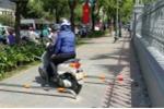Vì sao dân Sài Gòn đua nhau lao xe máy lên vỉa hè?