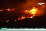 Video: Toàn cảnh vụ cháy rừng lớn nhất lịch sử ở Sóc Sơn - Hà Nội