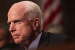 Thượng nghị sỹ John McCain bị chẩn đoán mắc ung thư não
