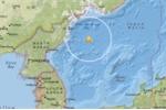 Trận động đất lớn bất thường làm rung chuyển ngoài khơi Triều Tiên