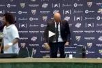 Video: Sao Real phấn khích, quậy tung phần họp báo của Zidane