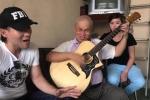 Cao thủ guitar khiếm thị trổ ngón đàn điêu luyện khiến dân mạng cảm phục