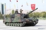 Đảo chính ở Thổ Nhĩ Kỳ: Xe tăng đi lại rầm rập trên phố