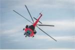 Cận cảnh trực thăng quân sự phiên bản Bắc Cực của Nga