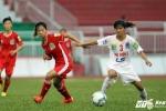 Vòng 12 bóng đá nữ Quốc gia: Hà Nội I giữ vững ngôi đầu