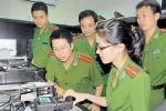Thi THPT Quốc gia 2017: Cảnh sát phòng chống tội phạm công nghệ cao vào cuộc