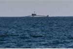 Ảnh: Tàu ngầm Kilo Bà Rịa - Vũng Tàu về Việt Nam