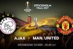Nhận định chung kết Europa League MU vs Ajax: Canh bạc cuối cùng của Mourinho