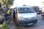 Cho đoàn rước dâu mượn xe: Gia đình xin trả tiền, công an không nhận