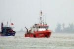 Đưa 7 ngư dân Nghệ An bị nạn trên biển trở về an toàn