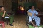 Xôn xao chuyện công an canh giữ trước cửa nhà cụ ông 85 tuổi ở Ninh Bình