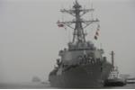 Mỹ điều tàu khu trục đến Biển Đông