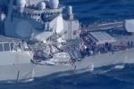 Điều gì khiến hàng loạt chiến hạm Mỹ liên tục va đâm?