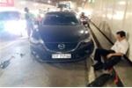 Ô tô chạy ngược chiều, gây tai nạn liên hoàn trong hầm Thủ Thiêm