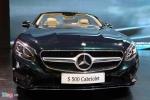 Ngắm Mercedes S500 mui trần giá gần 11 tỷ vừa ra mắt tại Việt Nam