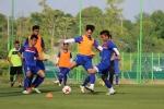 U20 Việt Nam tập trung cao độ cho trận đấu với U20 Honduras