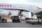 35 nhà ngoại giao Nga bị trục xuất lên máy bay rời Mỹ