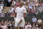 Video: Rafael Nadal bị loại sau trận đấu dài 4 tiếng rưỡi ở Wimbledon