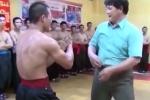 Video: Nội công Nam Huỳnh Đạo bị nghi ngờ giả tạo