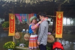 Tưng bừng lễ hội khèn, hoa tại Fansipan Legend