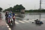 Tông vào đuôi xe tải, 2 nữ công nhân thương vong trên đường đi làm