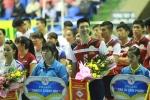 Trực tiếp bóng chuyền VĐQG: Sanest Khánh Hòa vs Tràng An Ninh Bình