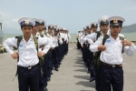 Học viện Hải quân công bố điểm chuẩn năm 2017
