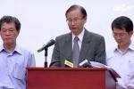 Video: Lãnh đạo Formosa cúi đầu xin lỗi người dân Việt Nam