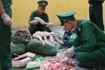 Bộ đội nổ súng trấn áp, nhóm đối tượng nhảy sông bơi sang Trung Quốc