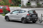 Bất ngờ lộ hình ảnh 'cực độc' của siêu xe Ford Fiesta 2017