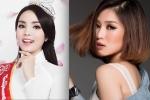 Hoa hậu Kỳ Duyên hút thuốc lá gây xôn xao, Hương Tràm  bênh vực 'đàn em'