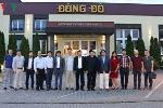 Tổng giám đốc VOV thăm và làm việc tại Séc