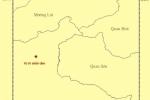 Thanh Hóa xảy ra động đất gần biên giới Việt - Lào