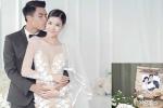 Quang cảnh hôn lễ đầy lãng mạn của Kỳ Hân và Mạc Hồng Quân