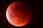 Đêm nay 7/8, Việt Nam xuất hiện trăng máu 2017