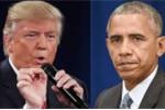 Tổng thống Obama trao đổi gì với Donald Trump sau bầu cử?