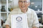 Kỷ lục thế giới : Cụ ông tốt nghiệp đại học ở tuổi 96