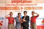 Vietjet tưng bừng khai trương đường bay từ Thanh Hóa đến Nha Trang