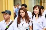 Đáp án chính thức môn Sinh học năm 2016