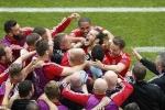 Định mệnh gọi tên Gareth Bale, Xứ Wales thắng trận nghẹt thở