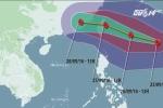 Sắp có bão lớn ảnh hưởng đến vùng biển nước ta