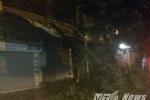 Cảnh tượng tan hoang trong cơn bão số 1