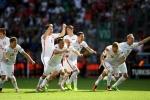 Đấu luân lưu, Thụy Sĩ thua đau Ba Lan