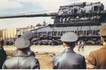 Khám phá khẩu pháo khổng lồ của phát xít Đức trong Thế chiến II