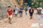 Sập hầm vàng ở Lào Cai: Phu vàng lũ lượt chạy trốn khỏi Sa Phìn